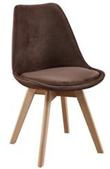 Krzesła materiałowe