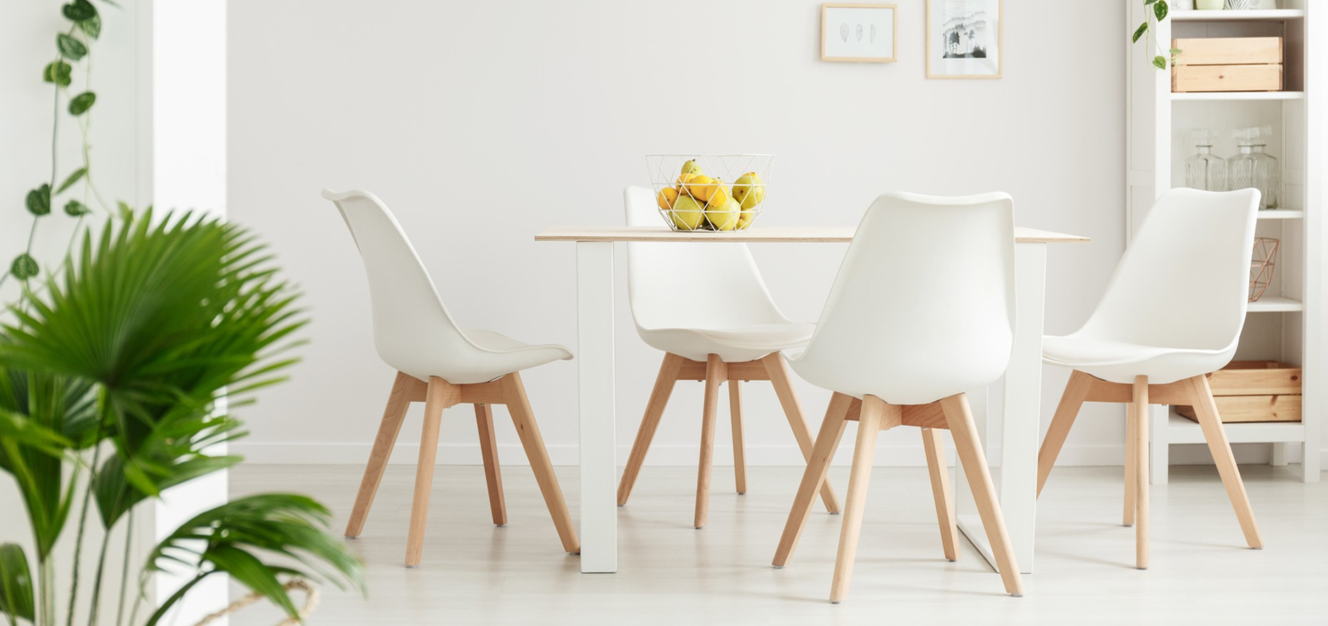 Krzesła tapicerowane skórzane